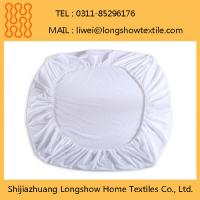 Twin Fitted Bed Sheet with 4 Corner Elastic with High Quality Manufactures