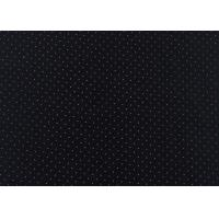 Black Printed Corduroy Fabric For Upholstery  , 40*40 And 77*177 Manufactures