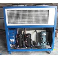 33.79kw Air Cooled Water Chiller With Riou / Bizer / Copeland / Danfoss Compressor Manufactures