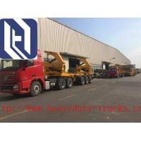 China XCT220 Truck Crane XCMG Brand With Lifting Weight / Operating Weight 220t , 360KW Engine Power on sale