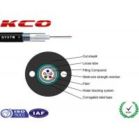 China Outdoor Optical Fiber Cable on sale