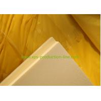 China 350Kpa 50mm Yellow Extruded Polystyrene Foam Board for Housing Industrilization on sale