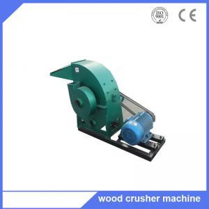 Wood chips straw alfalfa rice husk hammer mill crusher machine Manufactures
