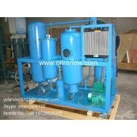Hydraulic  Oil Purification Equipment | Oil Filtration System TYA-H Manufactures