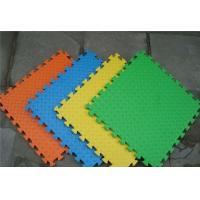 China Kids Toy Magnetic EVA Foam Puzzle / Colorful EVA Sponge Jigsaw Puzzle Foam Play Mat on sale