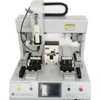 Automatic Screwdriver Machine , 3 Axis Driver Automatic Screw Tightening Machine Manufactures