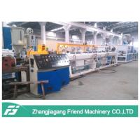 PP-B Cold Water Lower Pressure Plastic Pipe Machine For Water Supply / Drain Pipe Manufactures
