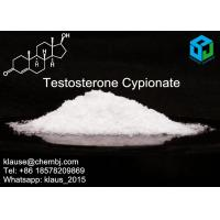 SBJ Testosterone White Powder Testosterone Cypionate To Treat People Suffered From Low Testosterone Manufactures