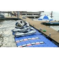 Buy cheap floating pontoon/marine floating pontoon for floating dock from wholesalers