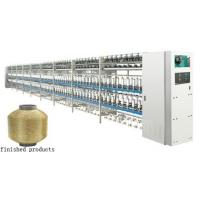 China Kc160-a Golden And Silver Yarn Double Covering Machine on sale