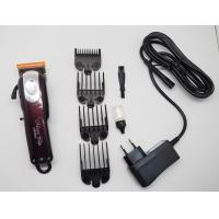 China 805 Cordless Hair Clipper Professional Barber Lithium Battery Rechargeable Barber on sale