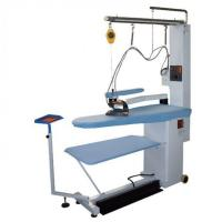 China Economical Laundry Flatwork Ironer , Industrial Laundry Ironing Equipment Steam Heating on sale