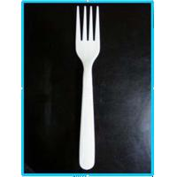 Quality Personalised Plastic Cutlery Disposable Plastic Sporks For Eating Noodle 185x25mm for sale