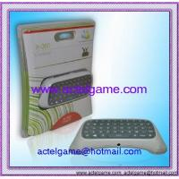 Xbox360 Chatpad xbox360 game accessory Manufactures