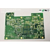 China Electronic HDI Printed Circuit Prototyping Pcb Board Assembly Design on sale