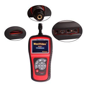 Digital OBD2 Code Scanner , Wireless Camera Autel MaxiVideo MV201 Manufactures