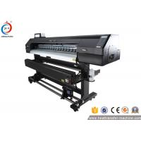 Paper Printing Dye Sublimation Printer For Heat Presses , Flex Banner Printing Machine Manufactures