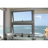 Aluminum Double Glazing Awning Windows (AW-047) Manufactures
