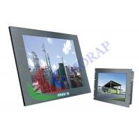 10.4 Inch Marine LCD Monitor Open Frame Embedded Waterproof  For Security Manufactures