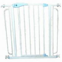 China Baby's Safety/Iron Gate with One-hand Operation, CE-certified, Customized Designs are Accepted on sale