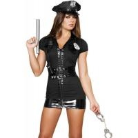 Cop Prisoner Costumes Naughty Patrol Police Officer Costume Wholesale from Manufacturer Directly carnival Costumes Manufactures