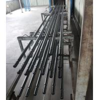 Top Hammer Extension Threaded Drill Rod T45 T38 Male - Male Type Length 3050mm Manufactures
