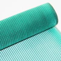 China Sunscreen Breathable PVC Mesh Fabric , Custom Length Mesh Netting Fabric on sale