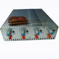 High Frequency Adjustable Prison Jammer 3G With Remote Control 1-20m Manufactures