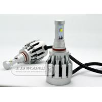 China H3 Auto Led Headlights / 12 Voltage 50w Cree Automotive Headlight Bulbs on sale