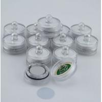 China Round Small Led Candle Light / Battery Operated Led Candles For Party Centerpiece on sale