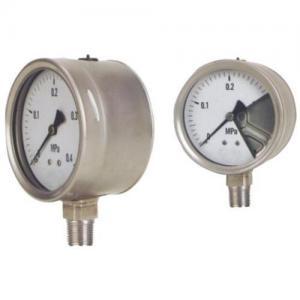 YTQ Safety Pattern Pressure Gauge Manufactures