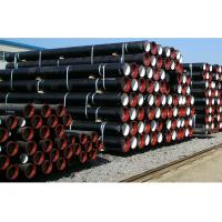 ductile iron pipe and fitting EN545, EN598 DN80-2000 Manufactures