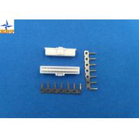 1A AC/DC PCB Connector Phosphor Bronze Contact, Gold-flash Crimp Terminals Manufactures