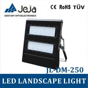ideal heat dissiption design 250W LED flood lamps die-casting aluminum material Manufactures