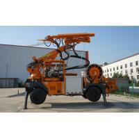 15T Wet Shotcrete Machine 360 Degree Rotation Double Circuit Hydraulic System Manufactures