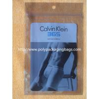 China Personalized Zip Lock Bags Anti Static Foil Bags For Sport Briefs on sale
