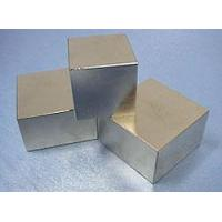 Neodymium Iron Boron Magnets Block with Highly Consistent Magnetic Property Manufactures