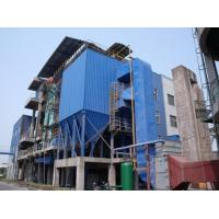 High Temperature Pulse Jet Bag Filter Dust Collector For Cement Plant Manufactures