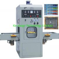 8000W High frequency welder for brush tooth packing Manufactures