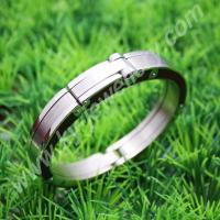 Stainless Steel(316L) Bangle (KY-BG0042) Manufactures