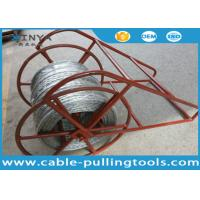 9mm 12 Strands Non Rotating Galvanized Steel Wire Rope Manufactures