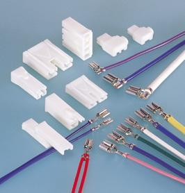 JST Connectors Manufactures