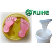 Pourable Transparent Liquid Silicone Mold Making Rubber For PU Resin Casting Precision Manufactures