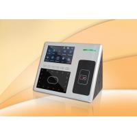 High Security Biometrics Facial Recognition Access Control System with camera Manufactures