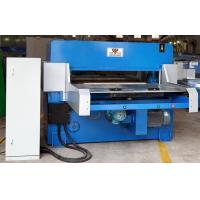 Powerful Non Woven Fabric Cutting Machine Easy Operate For Scrap Cloth Manufactures