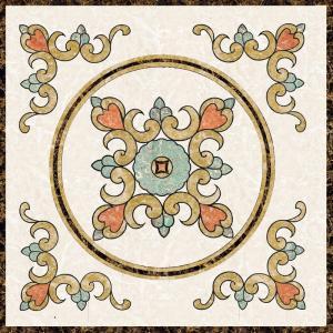 Pattern Glazed Floor Tile,Parquet Tile PH018-2424 Manufactures