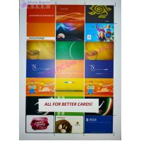 China Excellent Ink Adhesion Printable Pvc Sheets For Plastic Card Making on sale