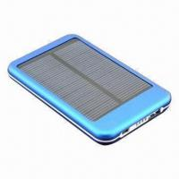Solar Mobile Phone Charger/Back-up/Bank Power, Ideal for iPhone