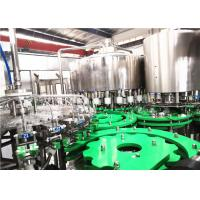 Beverage Liquid Glass Bottle Filling Machine 500ml Juice Processing And Production Manufactures