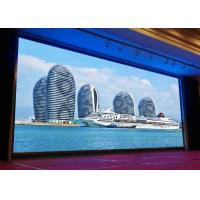 China P2 P2.5 P3 P4 Indoor Full Color LED Display Screen Video Wall High Refresh Rate on sale